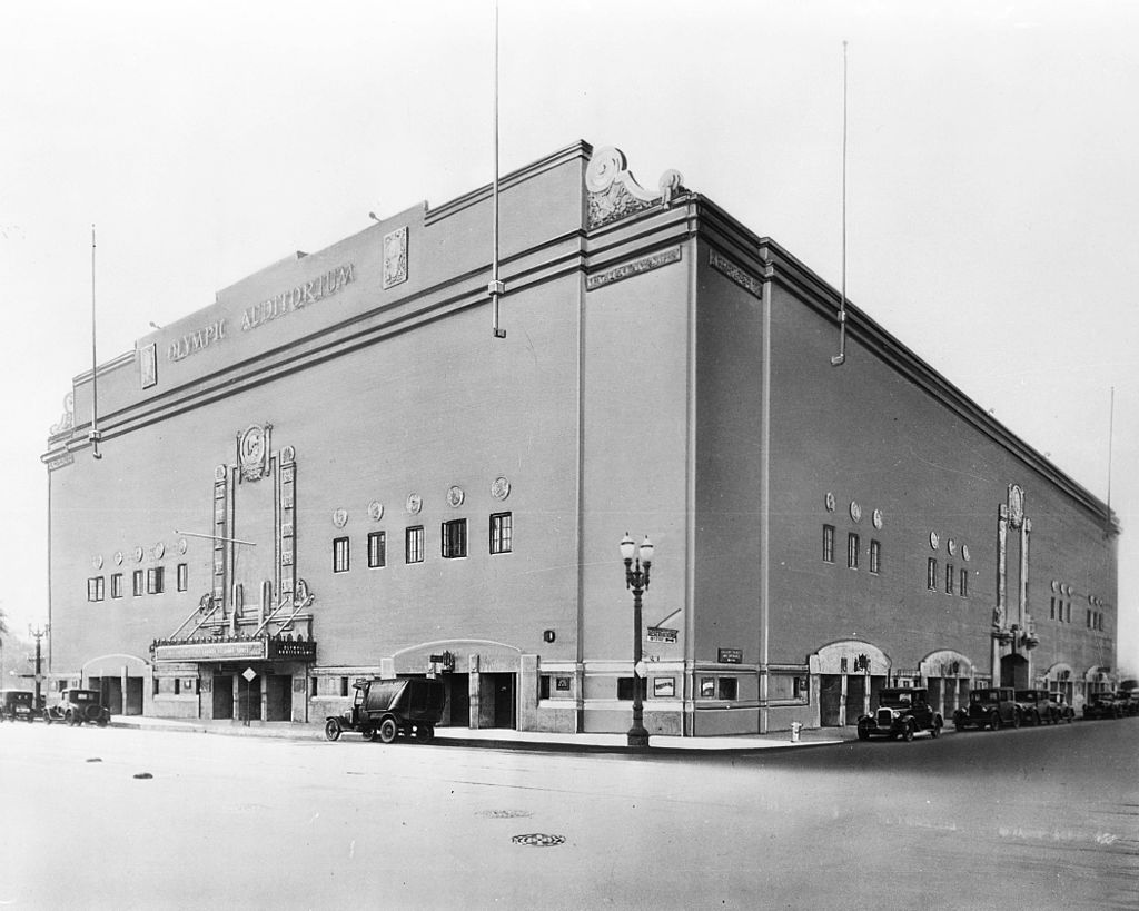Grand Olympic Auditorium