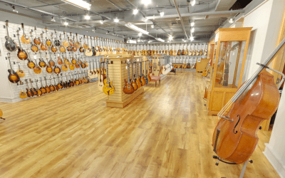 Gruhn Guitars – A Premier Collection Of Vintage And Used Fretted Instruments
