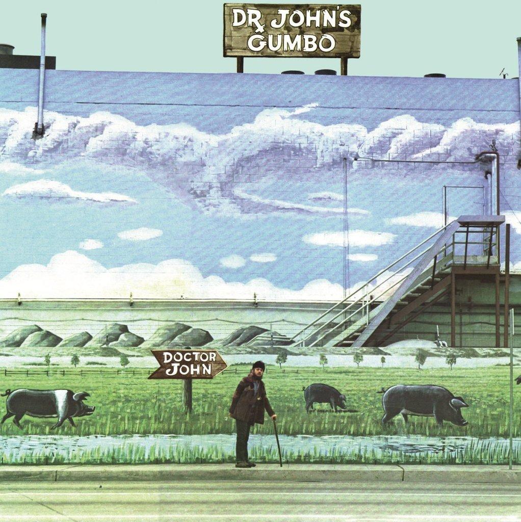 Gumbo by Dr. John
