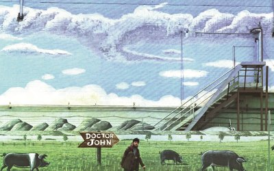 """Dr. John's Gumbo"" By Dr. John Album Cover Location"