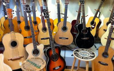 Musical Equipment Stores And Manufacturers Of Rock N Roll