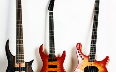Harvey Citron Enterprises, Luthier In Woodstock