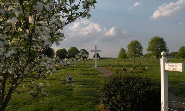 Buried Here – Johnny Cash And June Carter Cash