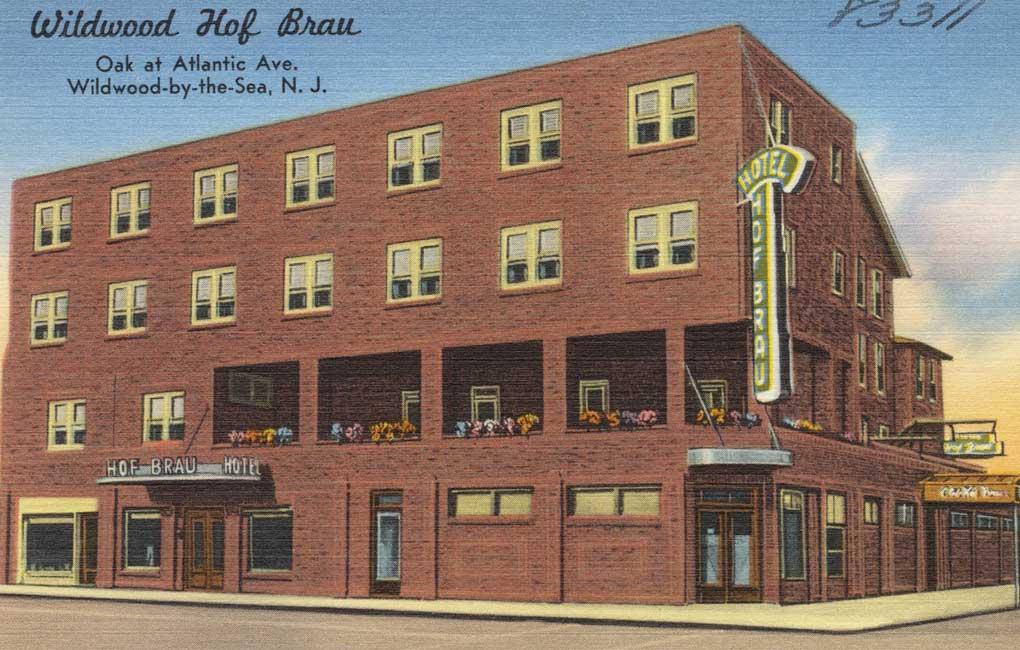 HofBrau Hotel