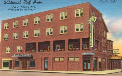 "Hof Brau Hotel –  First Performance Of ""Rock Around The Clock"" Was Here"