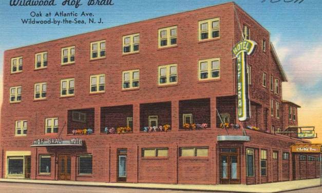 "Hof Brau Hotel –  First Performance Of ""Rock Around The Clock"""