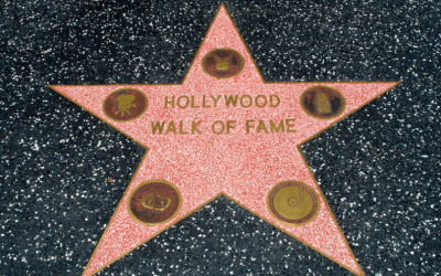 Hollywood Walk Of Fame – List of Rock 'N Roll Stars