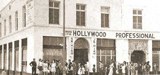 Hollywood Professional School