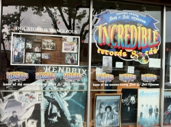 "Incredible Records & CD's – Once Called ""The Best Record Store In America"""