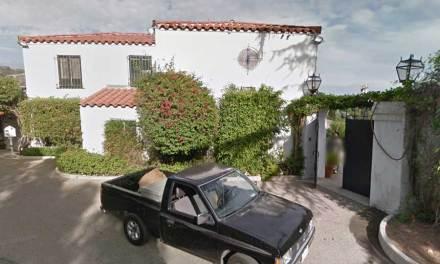 Jimi Hendrix Residence – Beverly Hills