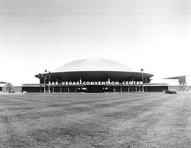 Las Vegas Convention Center Silver Dome