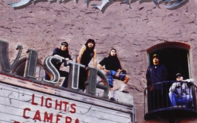 """Lights…Camera…Revolution!"" By Suicidal Tendencies Album Cover Location"