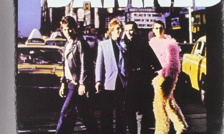 Machine Gun Etiquette By The Damned Album Cover Location
