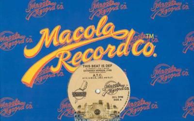Macola Records Former Location In Los Angeles