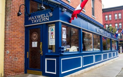 """Maxwell's –  Bruce Springsteen's """"Glory Days"""" Video"""