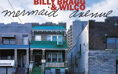 Mermaid Avenue By Billy Bragg  & Wilco Album Cover Location
