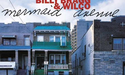 Mermaid Avenue By Billy Bragg  & Wilco Album Cover Location