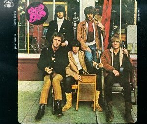 """Moby Grape"" By Moby Grape Album Cover Location"