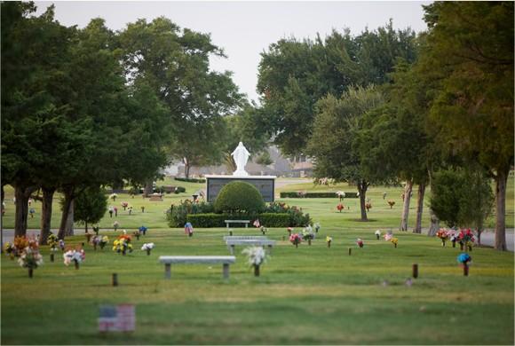 Moore Memorial Gardens