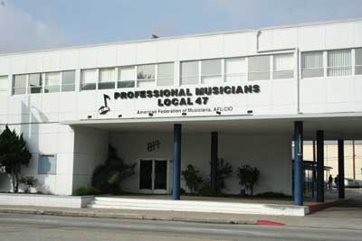 Musician Union Hall Local 47 Building