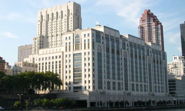 Where Andy Warhol Died – New York Hospital Cornell Medical Center