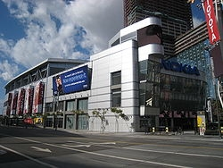 Nokia Theatre, Currently Called The Microsoft Theater In Los Angeles CA