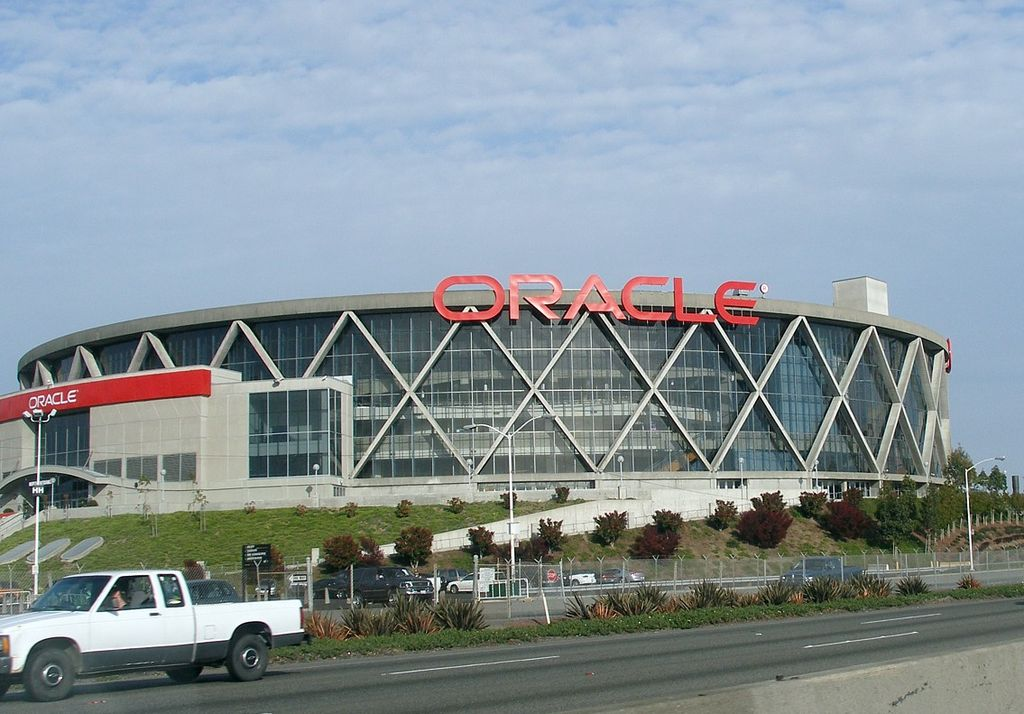 Oakland Coliseum Arena
