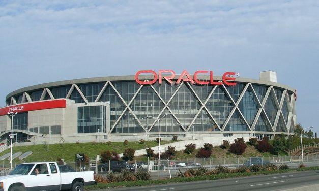 Oakland Coliseum Arena And Stadium