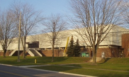 Oshawa Civic Auditorium