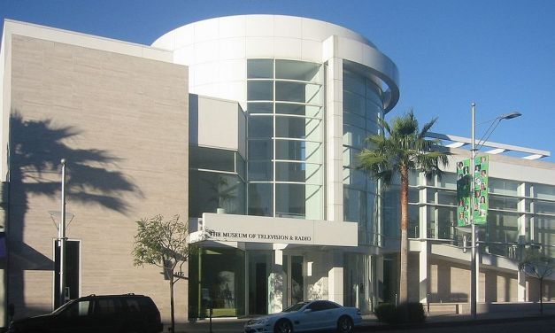 Paley Center for Media – formerly known as The Museum of Television & Radio