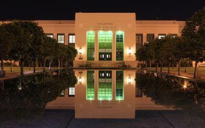 Pasadena City College – Members of Van Halen went to school here.