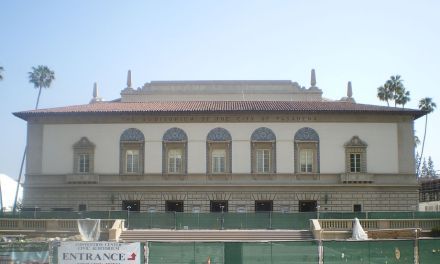 Pasadena Civic Auditorium