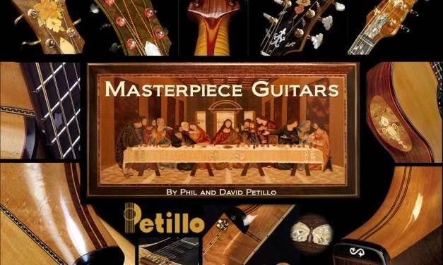 Petillo Masterpiece Guitars