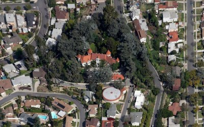 Pyrenees Castle – Phil Spector's Home Before Going To Jail