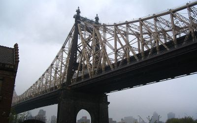 "59th Street Bridge – ""Feelin' Groovy"" By Simon & Garfunkel"