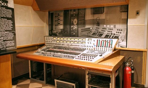 RCA Studio B – Elvis Presley Recorded Over 250 Songs Here