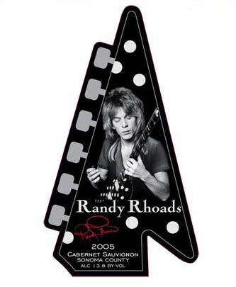 Randy Rhoads Limited Release Cabernet