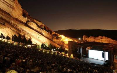 Red Rocks Amphitheatre, An Open-Air Concert Venue