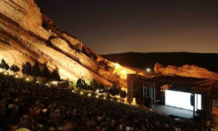 Red Rocks Amphitheatre, An Open-Air Concert Venue