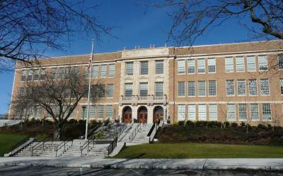Roosevelt High School In Seattle Has Many Famous Rock 'N Roll Alumni