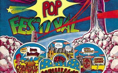 Alameda County Fairgrounds In Pleasanton Home Of The San Francisco Pop Festival