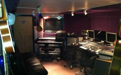 The Secret Sound Recording Studio