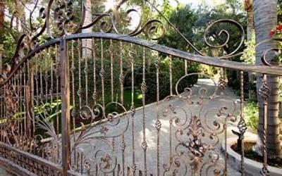 Sonny Bono's Last Residence In Palm Springs