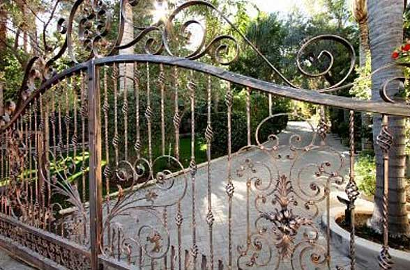 Sonny Bono's Last Residence