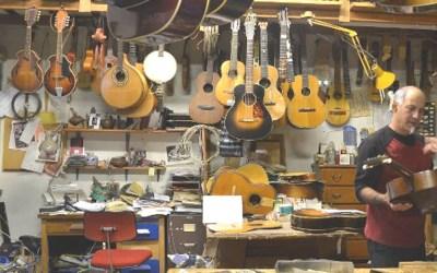 Stewart Port Luthier