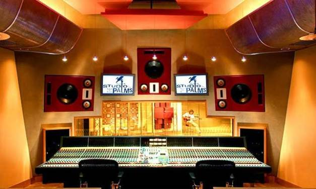 Studio at The Palms – First Recording Studio Located Inside A Casino