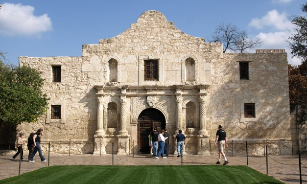 The Alamo gets peed on by Ozzy Osbourne