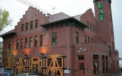 The Ballard Firehouse