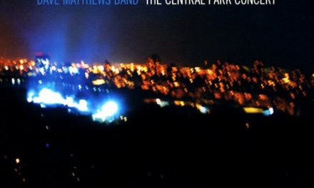 The Central Park Concert By Dave Matthews Band Album Cover Location