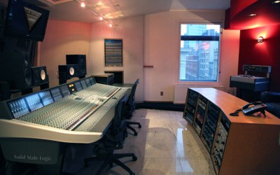 The Cutting Room –  Music And Video Production